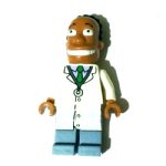 Lego The Simpsons DR Hibbert minifigure series